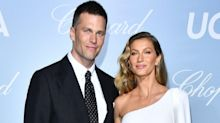 TomBrady Says He Tried to 'Change the Subject' When Wife Gisele Bündchen Brought Up His Retirement