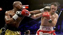 Mayweather vs. Guerrero Highlights