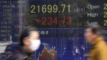 Shares keep gaining as tech, industrial companies rise