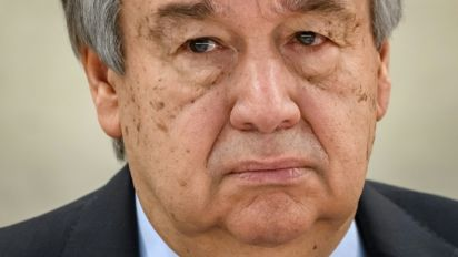Coronavirus: 'Worst yet to come' for countries in conflict, says UN chief
