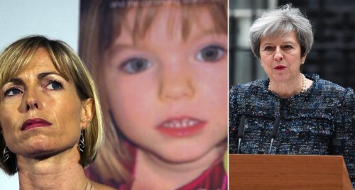 Theresa May 'didn't tell truth' about Madeleine McCann report while under oath. 4c1e29d822635380d61a36df9a3e9607