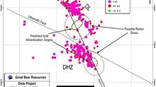 """Great Bear Explores the New """"LP Fault"""" Gold-Bearing Structure with Three Drill Rigs and 2,100 Sample Geochemical Survey"""