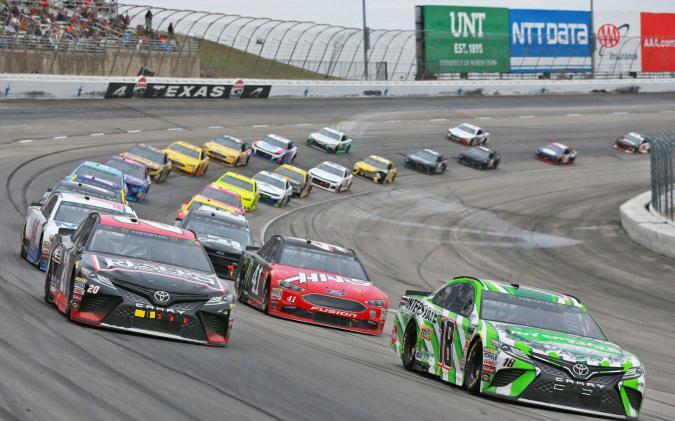 NASCAR could introduce hybrid race cars by 2022