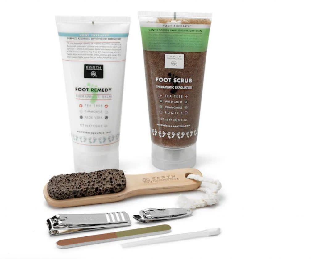 Earth Therapeutics Foot Doctor pedicure kit