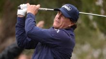 Aussie fires as Mickelson goes low in PGA