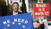 Incertidumbre por Brexit maniata la economía británica