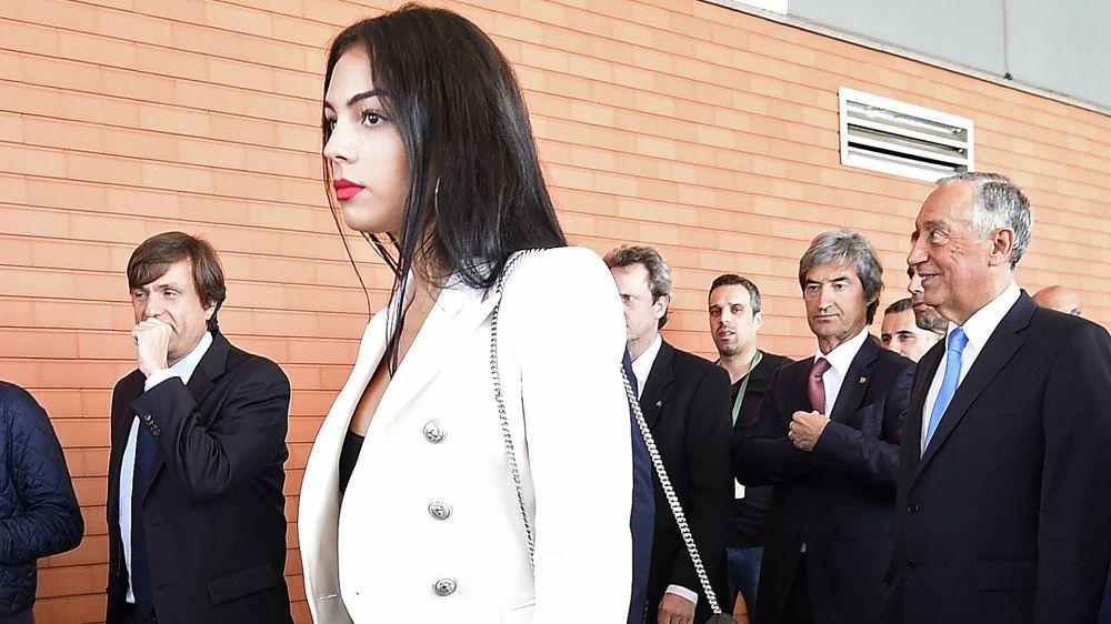 Party-Verbot für Cristiano Ronaldos Freundin Georgina Rodriguez