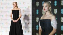BAFTAs 2018: Los mejores (y peores) looks de la alfombra roja