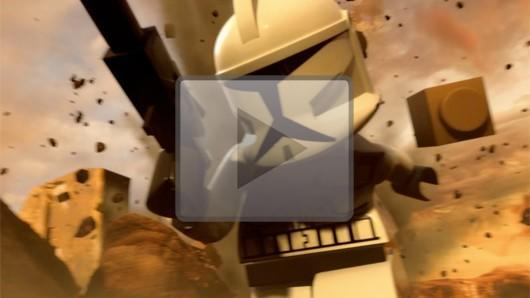 LEGO Star Wars 3 commercial puts the 'oops' in 'clone troops'