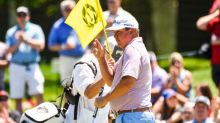 Jason Dufner dominating at Memorial with five-shot lead