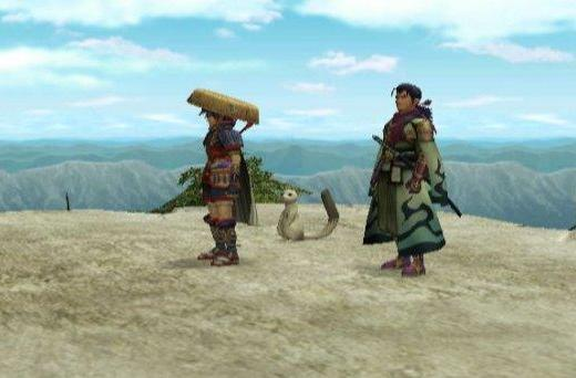 The key to Shiren the Wanderer's story