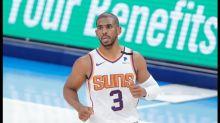 Suns visit Hawks as playoffs loom