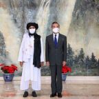 China Meets With Taliban, Stepping Up as U.S. Exits Afghanistan