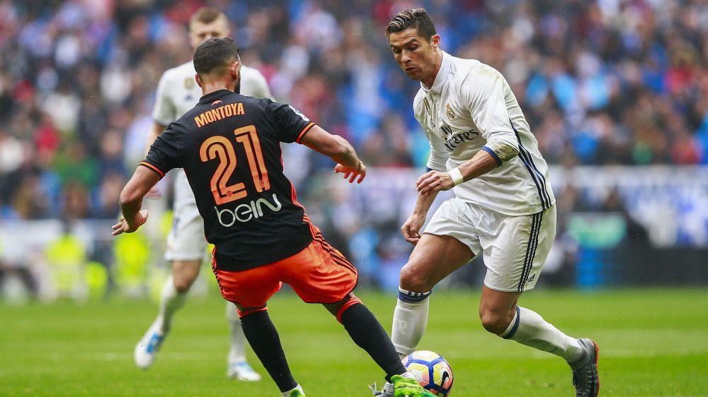 El 'Equipo A' del Real Madrid corrió menos contra el Valencia