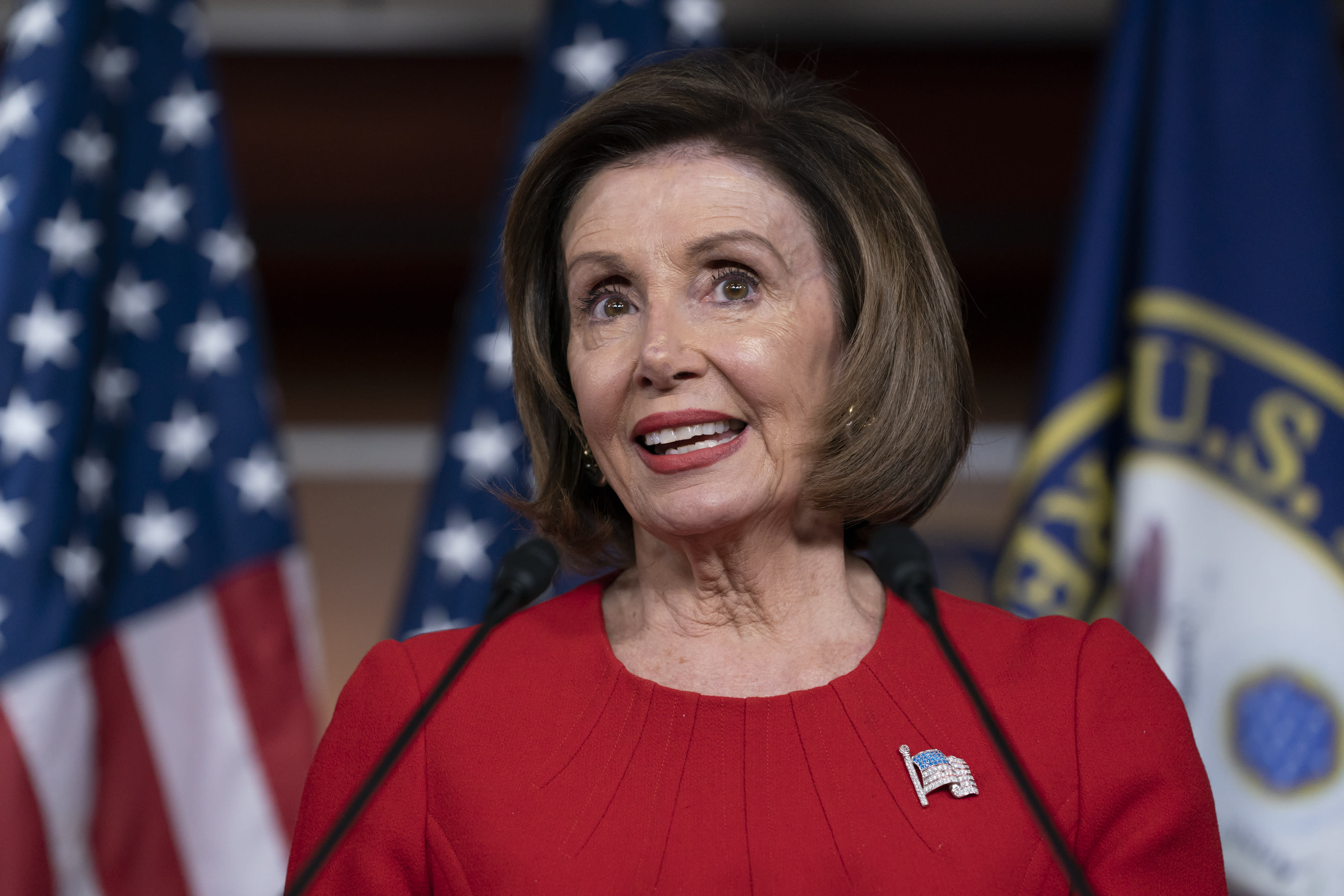 With USMCA, Dems try to prove they can pass legislation during impeachment
