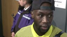 Foot - C1 - Man. City : Sagna «Un match totalement fou»