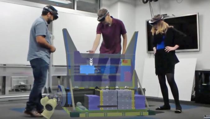 NASA dives deeper into how it's really using HoloLens