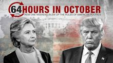 64 hours in October: How one weekend blew up the rules of American politics