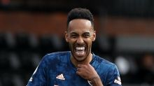 Pierre-Emerick Aubameyang signs new Arsenal contract
