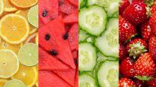 Was man bei der Hitze essen sollte: 15 Lebensmittel, die viel Wasser enthalten