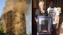 Theresa May meets grieving Grenfell families and is accused of making things worse