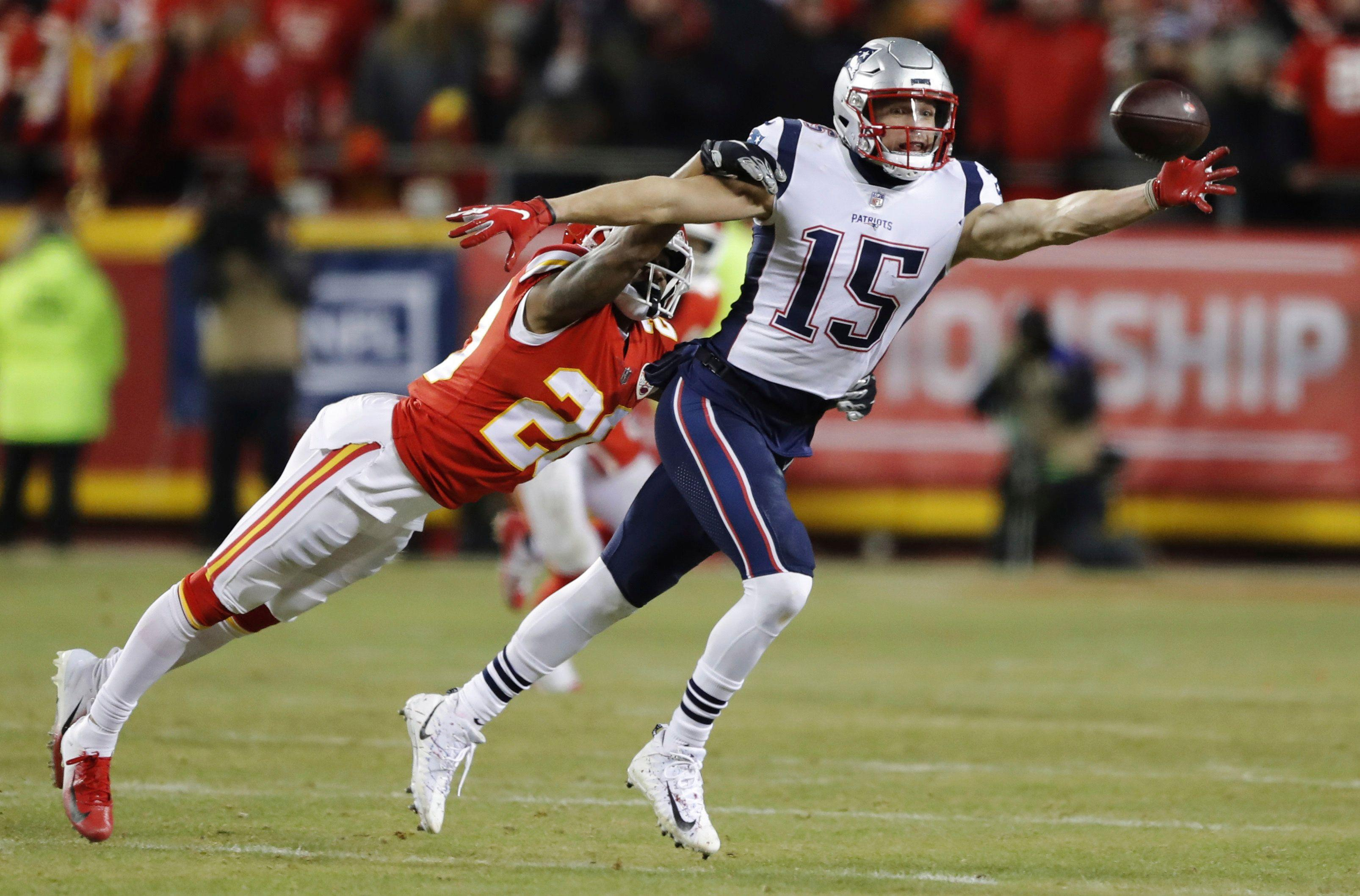 new styles 9f854 49749 Panthers, WR Chris Hogan agree to one-year deal