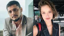"""Em """"A Dona do Pedaço"""", Bruno Gissoni terá cenas quentes com a cunhada Agatha Moreira: """"Somos profissionais"""""""