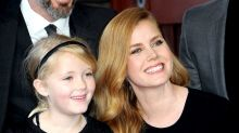 Amy Adams Shows Off Her Daughter, Aviana, in Rare Public Appearance