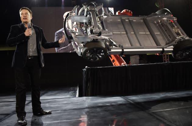 Elon Musk confirms satellite plans, announcement '2 - 3 months away'