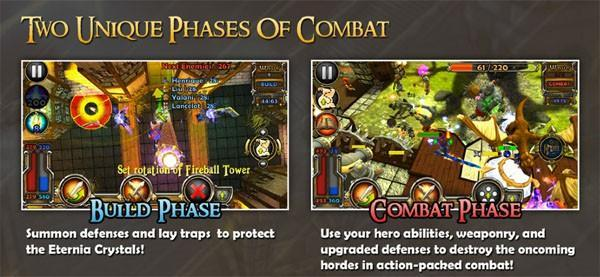 Dungeon Defenders: First Wave brings Unreal Engine to Android this month