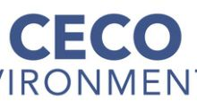 CECO Environmental Corp. Reports Second Quarter and Six Months 2017 Results; Improved Gross Profit Margin and Increased Sequential Bookings --- Despite Lower than Desired Overall Results