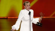 Patricia Arquette pays tribute to sister Alexis, calls for trans equality during moving Emmys acceptance speech