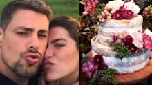 Veja detalhes da decoração do casamento de Cauã Reymond e Mariana Goldfarb