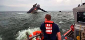 Coast Guard: 2 more capsize victims found off La.