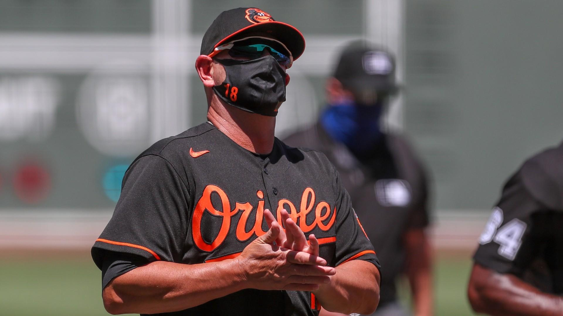 Orioles manager Brandon Hyde admits it is very unusual to prepare for the Marlins after coronavirus outbreak