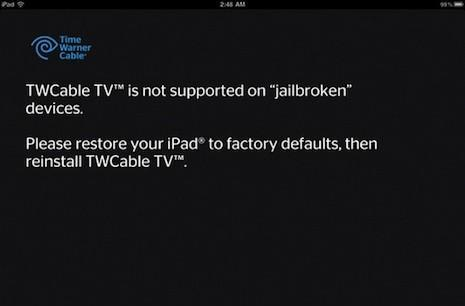 Time Warner Cable adds channels, blocks jailbreakers