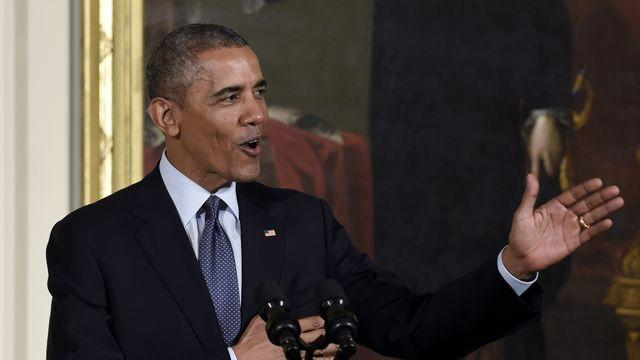 Obama takes swipe at Christians at Easter Prayer Breakfast ...