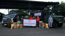 Nissan PH assists in relief operations for typhoon-stricken provinces