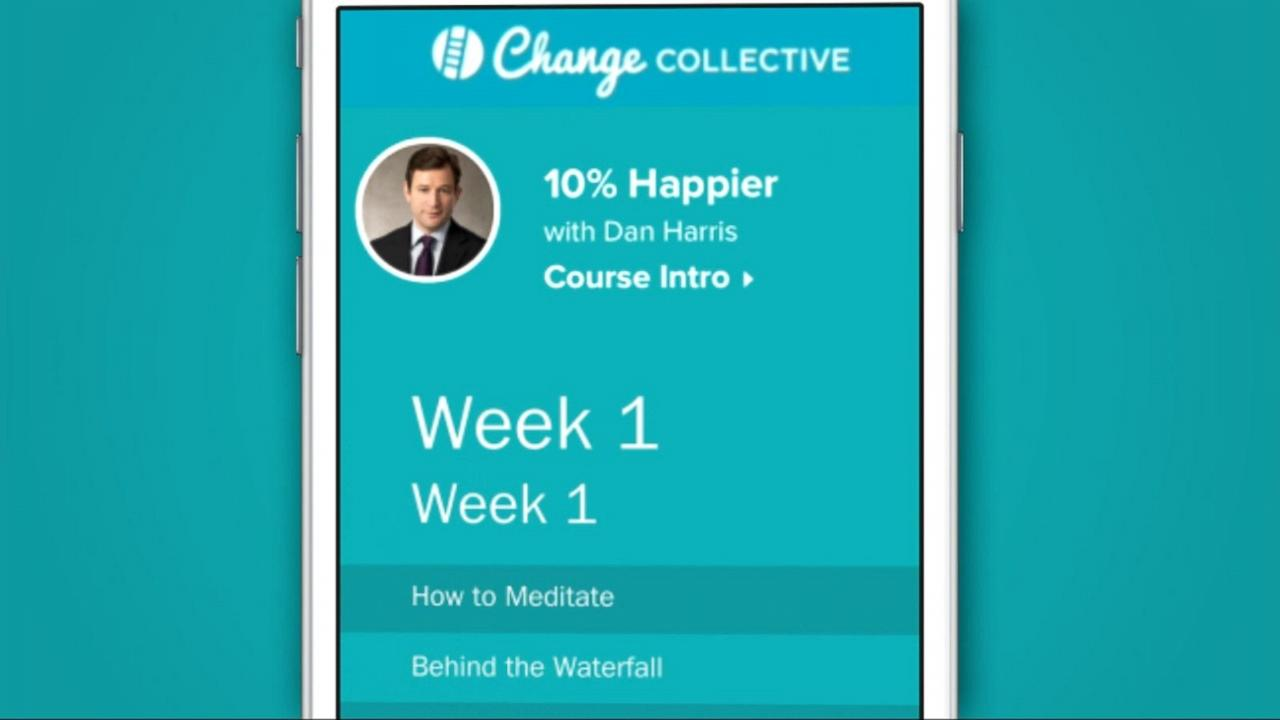 New App Will Teach You How to Meditate