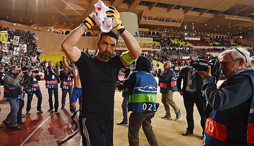 Champions League: Buffon: König vor der Krönung