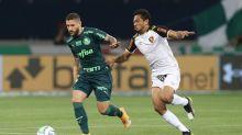 Zé Rafael faz golaço, é expulso, e Palmeiras apenas empata com Sport