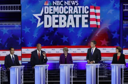 Democratic Debate: Technical Failures Force NBC to Cut to Commercial