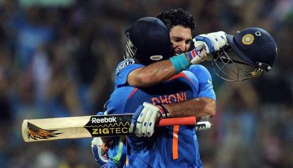5 Indian batting duos with the most 100+ partnerships