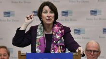Amy Klobuchar's position on 2006 shooting by officer in George Floyd death 'could cost her VP role'