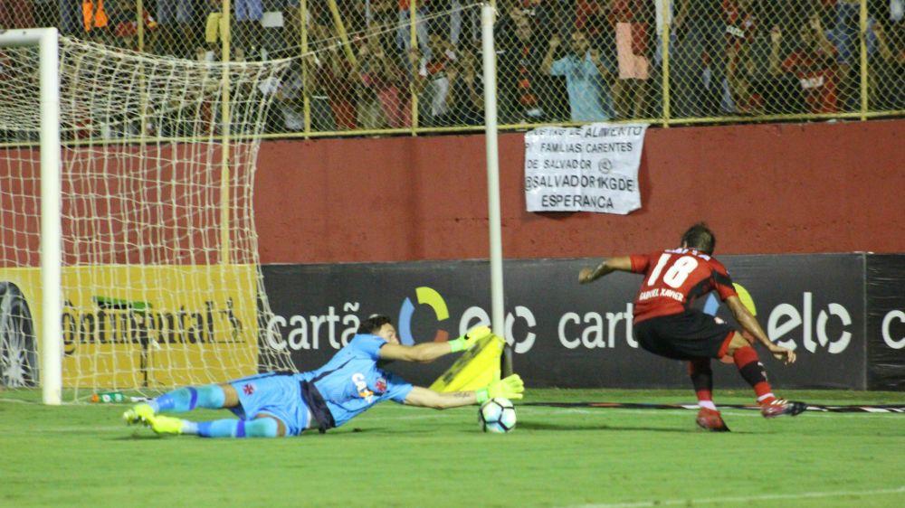 Depois da classificação do Vitória na Copa do Brasil, Willian Farias pede tranquilidade ao Rubro-Negro