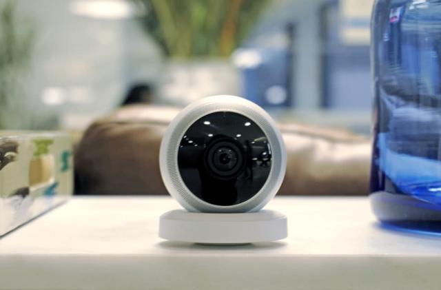 Logitech's Circle camera is a portable Dropcam-killer