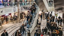 WRAPUP 2-U.S. retail sales rebound; manufacturing output tumbles
