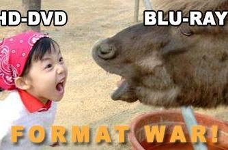 Paramount and Dreamworks ditch Blu-Ray for HD-DVD exclusivity