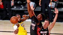 Basket - NBA - NBA: Bam Adebayo (Miami) forfait pour le match 2 de la finale contre les Lakers