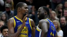 Draymond Green tried to put Kevin Durant back in his place, and the Warriors flipped the script